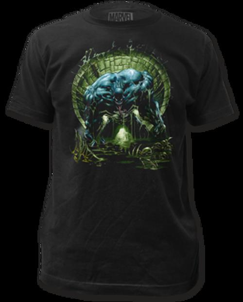 Image for Venom T-Shirt - Sewer
