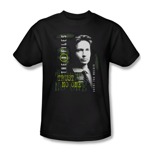 Image for X-Files T-Shirt - Fox Mulder