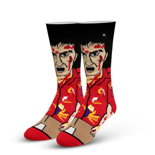 Image for Scarface Revenge Knit Socks