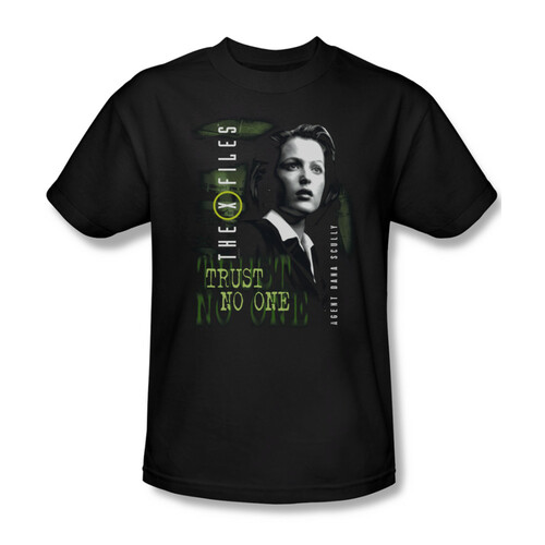 Image for X-Files T-Shirt - Dana Scully
