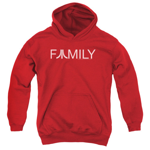 Image for Atari Youth Hoodie - Family Logo