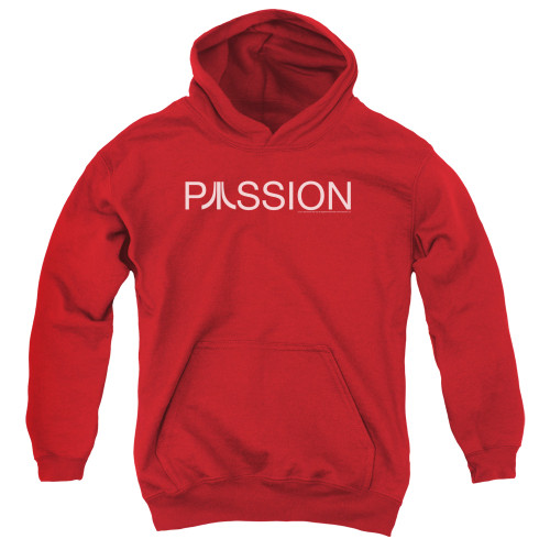 Image for Atari Youth Hoodie - Passion Logo