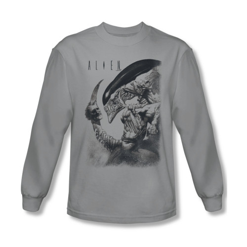 Image for Alien Long Sleeve T-Shirt - Decapitated