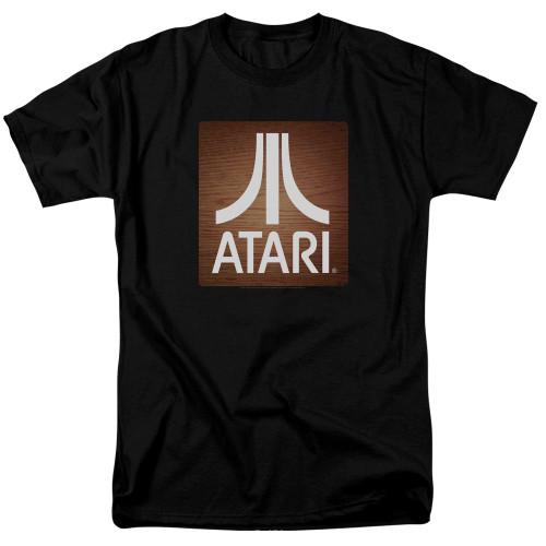 Image for Atari T-Shirt - Classic Wood Square