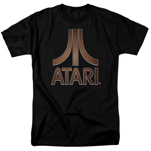 Image for Atari T-Shirt - Wood Logo