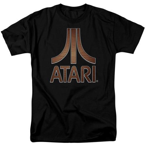 Image for Atari T-Shirt - Wood Logo