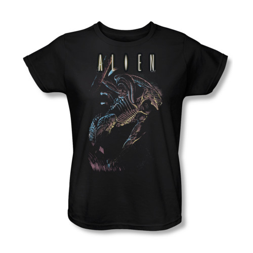 Image for Alien Woman's T-Shirt - Form and Void