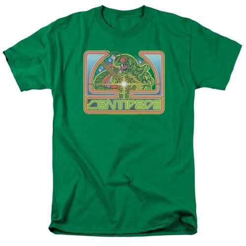 Image for Atari T-Shirt - Centipede Green