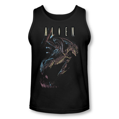 Image for Alien Tank Top - Form and Void