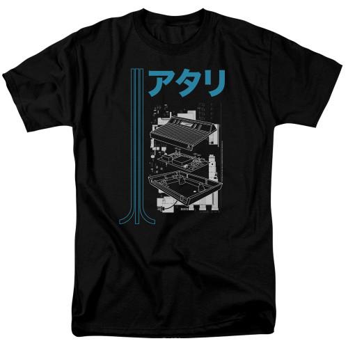 Image for Atari T-Shirt - Kanjii Schematic