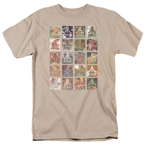 Image for Atari T-Shirt - 20 Games