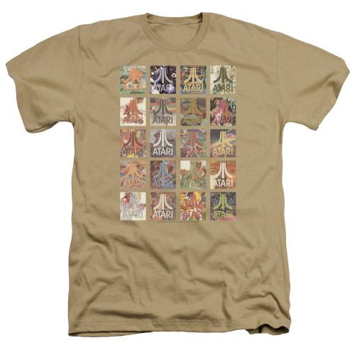 Image for Atari Heather T-Shirt - 20 Games