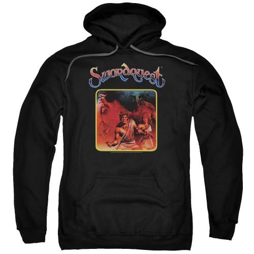 Image for Atari Hoodie - Swordquest