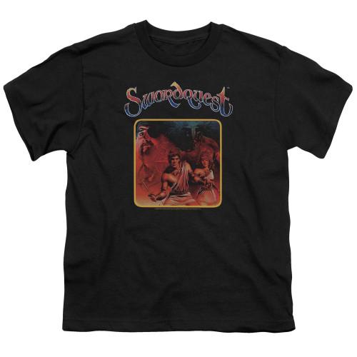 Image for Atari Youth T-Shirt - Swordquest