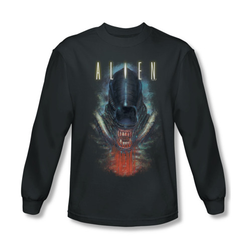 Image for Alien Long Sleeve T-Shirt - Bloody Jaw