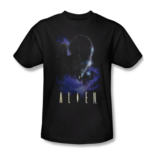 Image for Alien T-Shirt - In Space