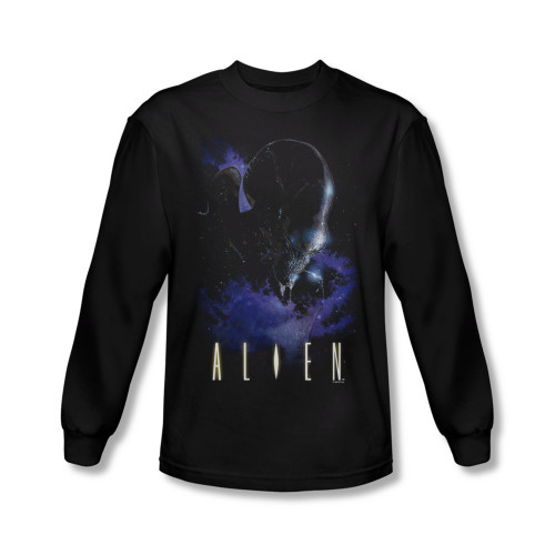 Image for Alien Long Sleeve T-Shirt - In Space
