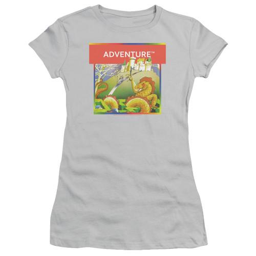 Image for Atari Girls T-Shirt - Swordquest 8 Bit Sword