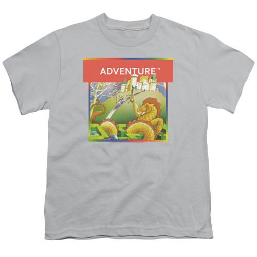 Image for Atari Youth T-Shirt - Swordquest 8 Bit Sword
