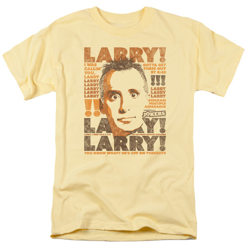 Image for Impractical Jokers T-Shirt - Larry