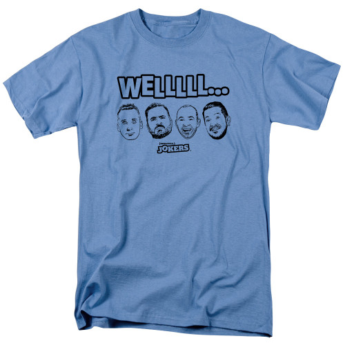 Image for Impractical Jokers T-Shirt - Welll...