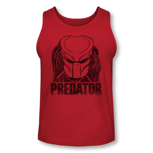 Image for Predator Tank Top - Mask Logo