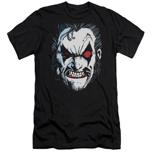Image for Lobo Premium Canvas Premium Shirt - Face