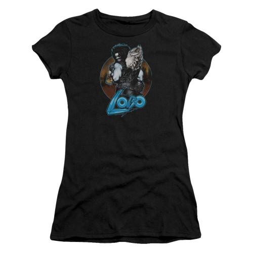 Image for Lobo Girls T-Shirt - Lobo's Back