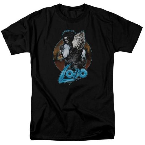 Image for Lobo T-Shirt - Lobo's Back