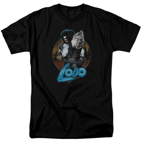 Image for Lobo T-Shirt - Lobo's Back