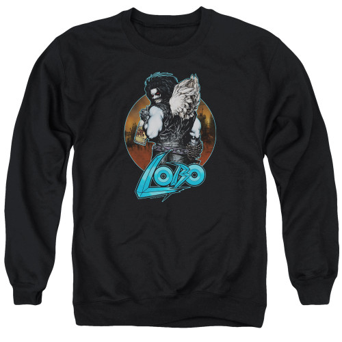 Image for Lobo Crewneck - Lobo's Back
