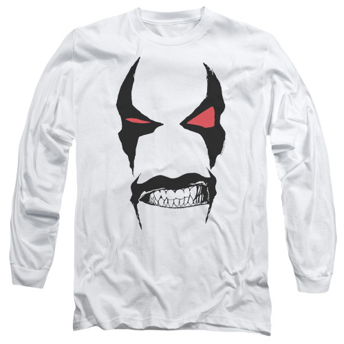 Image for Lobo Long Sleeve T-Shirt - Big Face