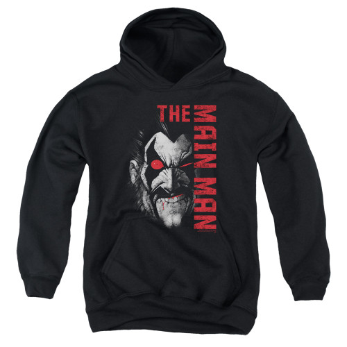 Image for Lobo Youth Hoodie - the Main Man