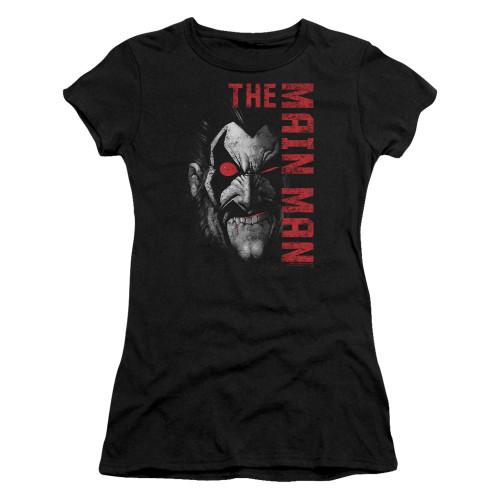 Image for Lobo Girls T-Shirt - the Main Man