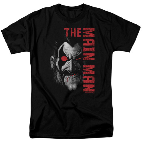 Image for Lobo T-Shirt - the Main Man