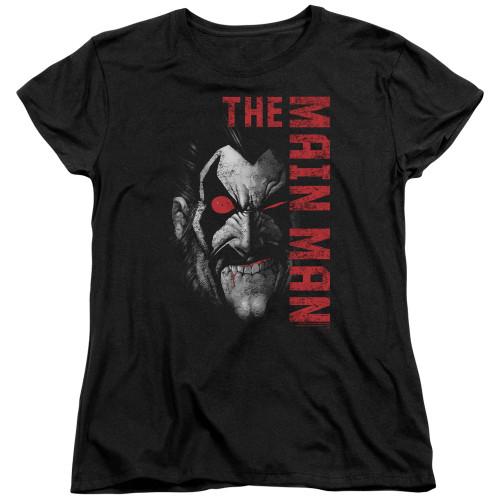Image for Lobo Woman's T-Shirt - the Main Man