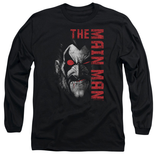 Image for Lobo Long Sleeve T-Shirt - the Main Man