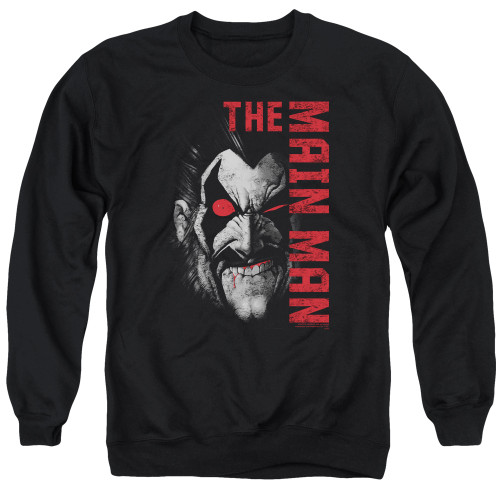 Image for Lobo Crewneck - the Main Man