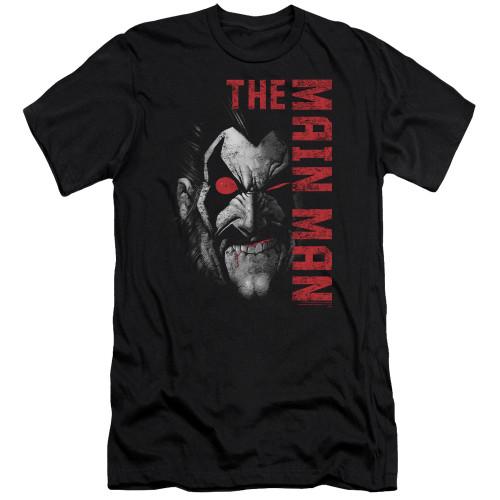 Image for Lobo Premium Canvas Premium Shirt - the Main Man