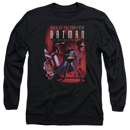 Image for Batman Long Sleeve T-Shirt - Phantasm Cover