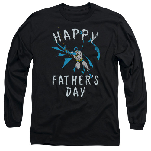 Image for Batman Long Sleeve T-Shirt - Fathers Day