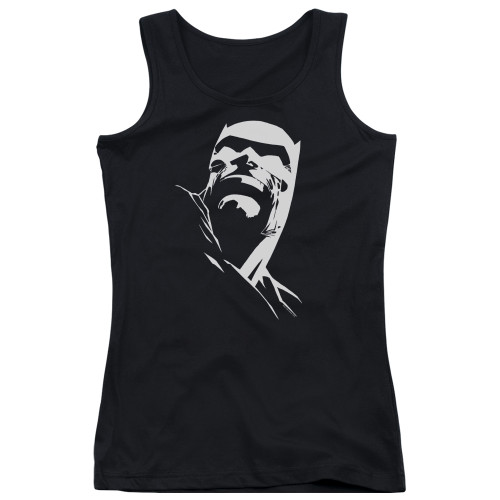 Image for Batman Girls Tank Top - Contrast Profile Head