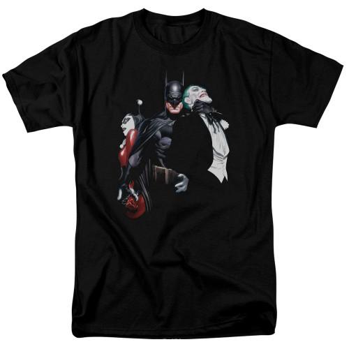 Image for Batman T-Shirt - Harley Choke