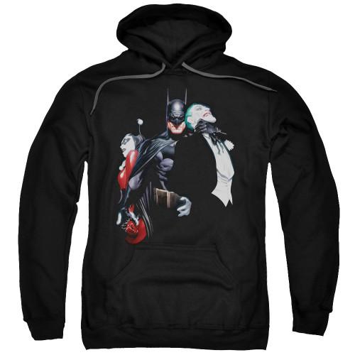 Image for Batman Hoodie - Harley Choke