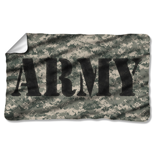 Image for U.S. Army Fleece Blanket - Camo