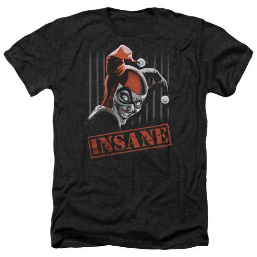 Image for Batman Heather T-Shirt - Insane