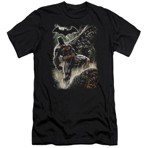 Image for Batman Premium Canvas Premium Shirt - Family