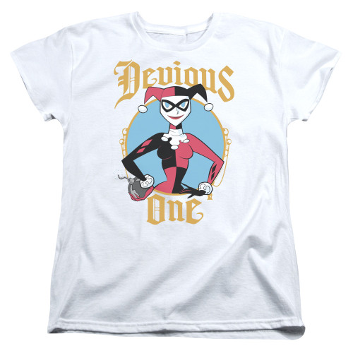 Image for Batman Woman's T-Shirt - Devious One