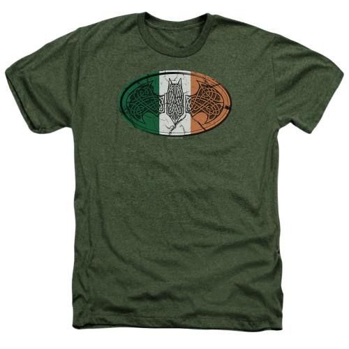Image for Batman Heather T-Shirt - Celtic Symbol