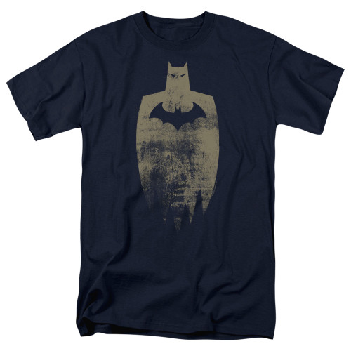 Image for Batman T-Shirt - Gold Silhouette